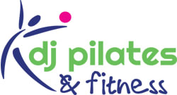 D J Pilates and fitness logo