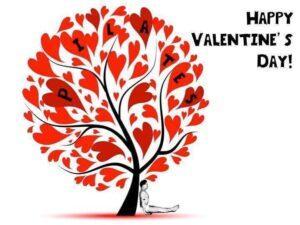 valentines day pilates
