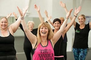 Pilates classes in Bridgwater with Debbie Johnson